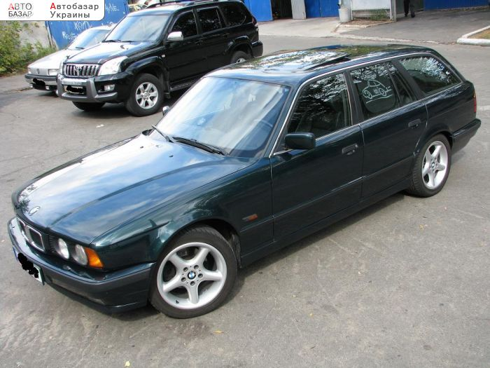 BMW 5 series 525tds 1989 photo - 2
