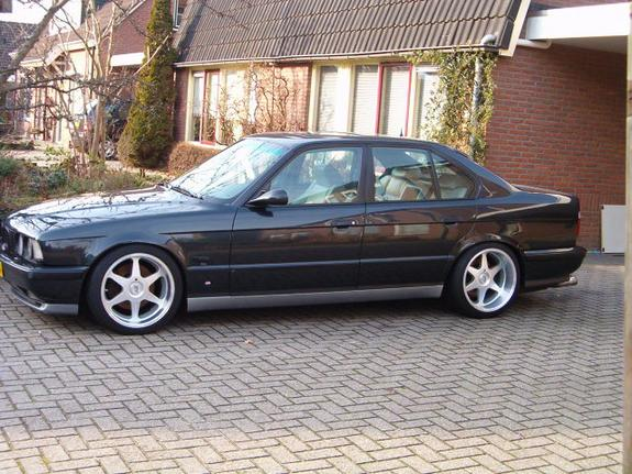 BMW 5 series 525tds 1989 photo - 6