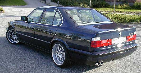 BMW 5 series 525tds 1989 photo - 8