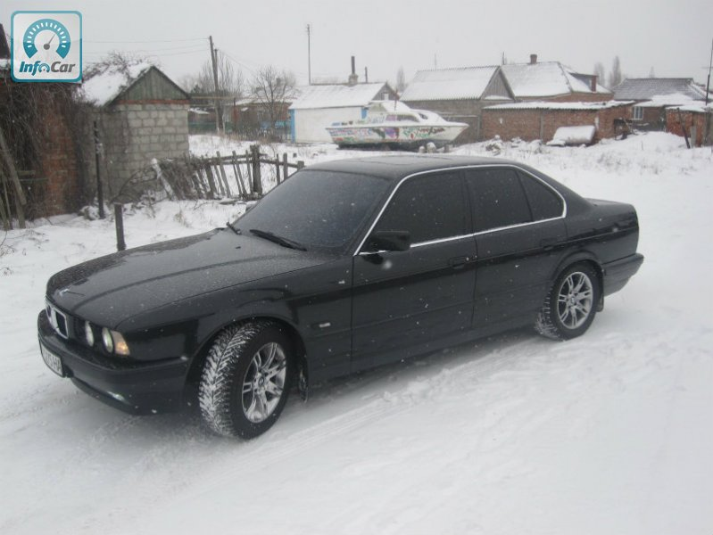 BMW 5 series 525tds 1994 photo - 1