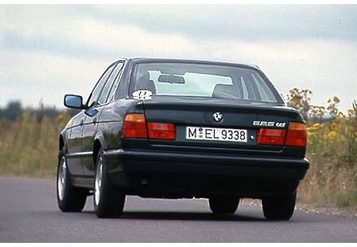 BMW 5 series 525tds 1994 photo - 10