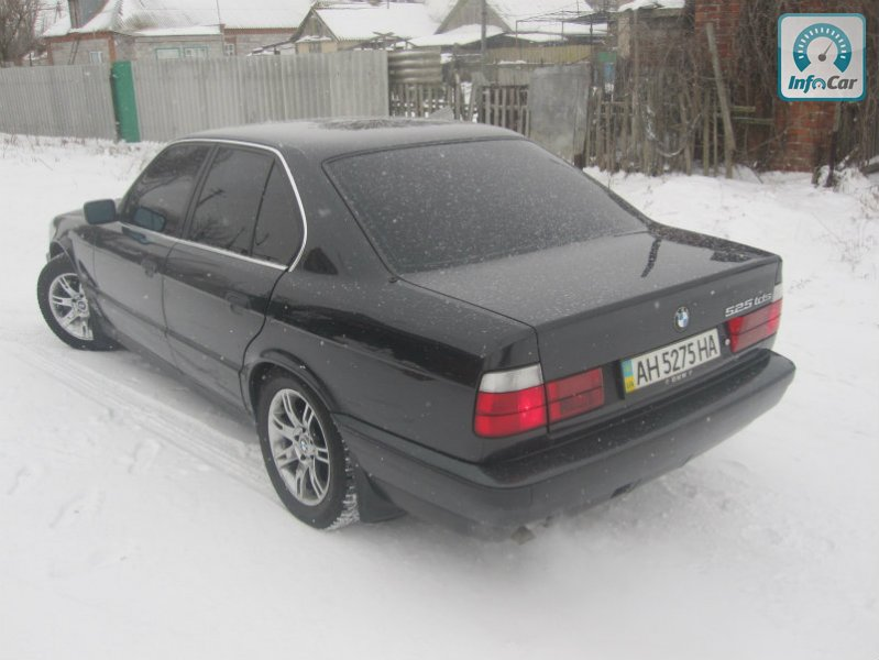 BMW 5 series 525tds 1994 photo - 2