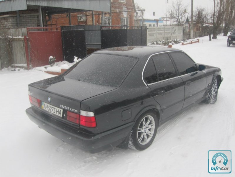 BMW 5 series 525tds 1994 photo - 3