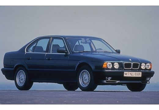 BMW 5 series 525tds 1994 photo - 6