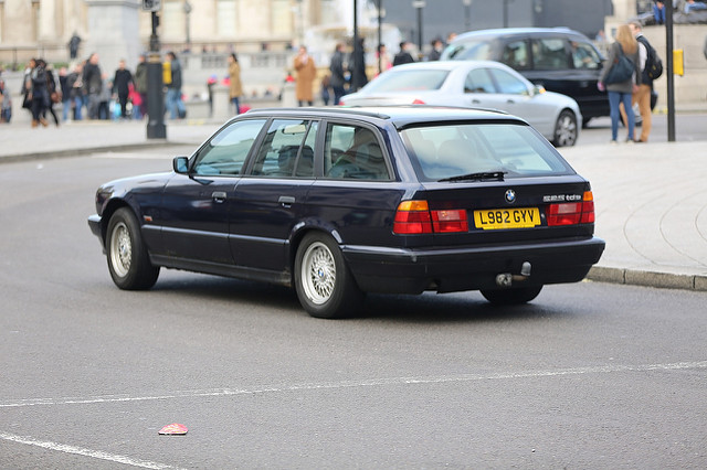 BMW 5 series 525tds 1994 photo - 8