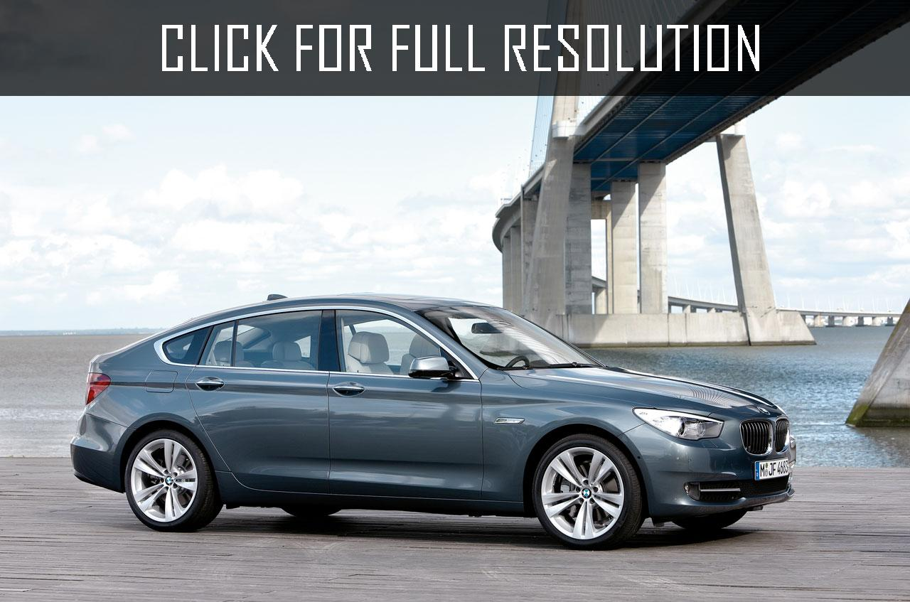 BMW 5 series 525xd 2010 photo - 11