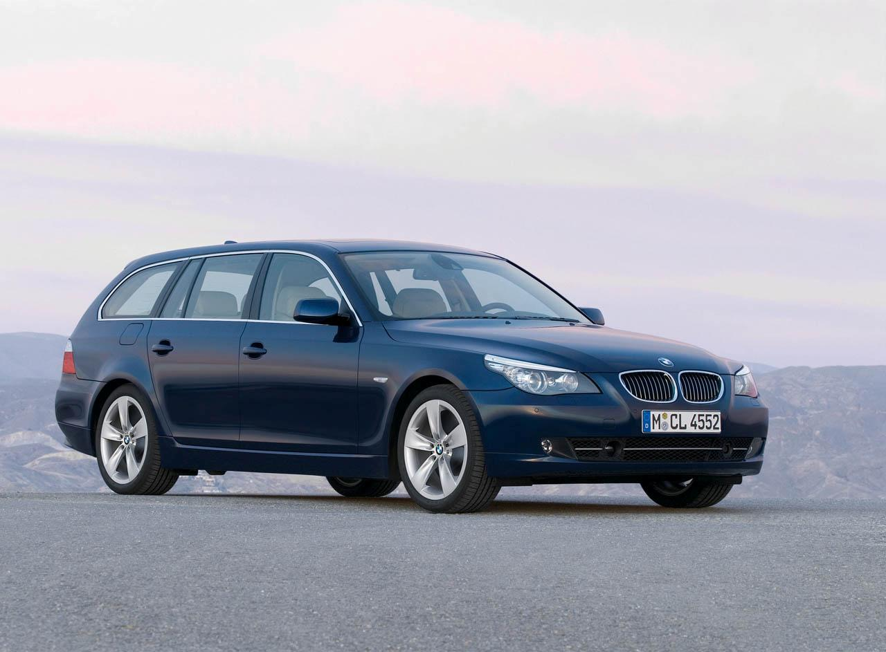 BMW 5 series 525xd 2010 photo - 5