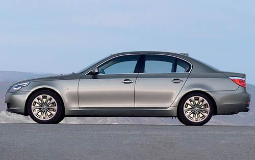 BMW 5 series 525xd 2010 photo - 7