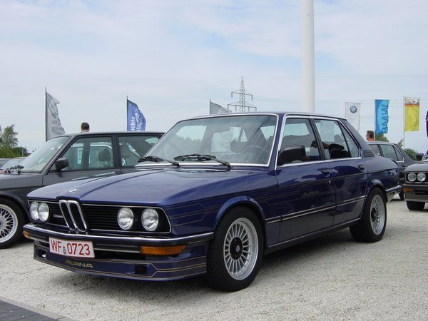 BMW 5 series 528 1976 photo - 12