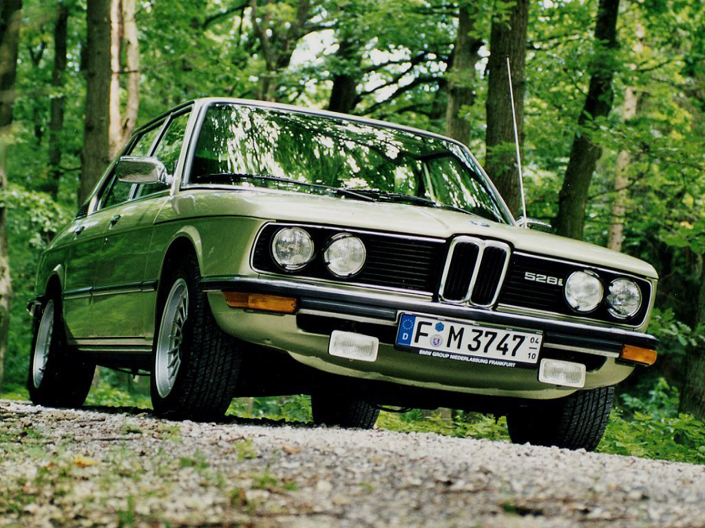BMW 5 series 528 1976 photo - 3