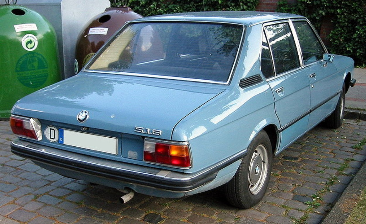 BMW 5 series 528 1976 photo - 6