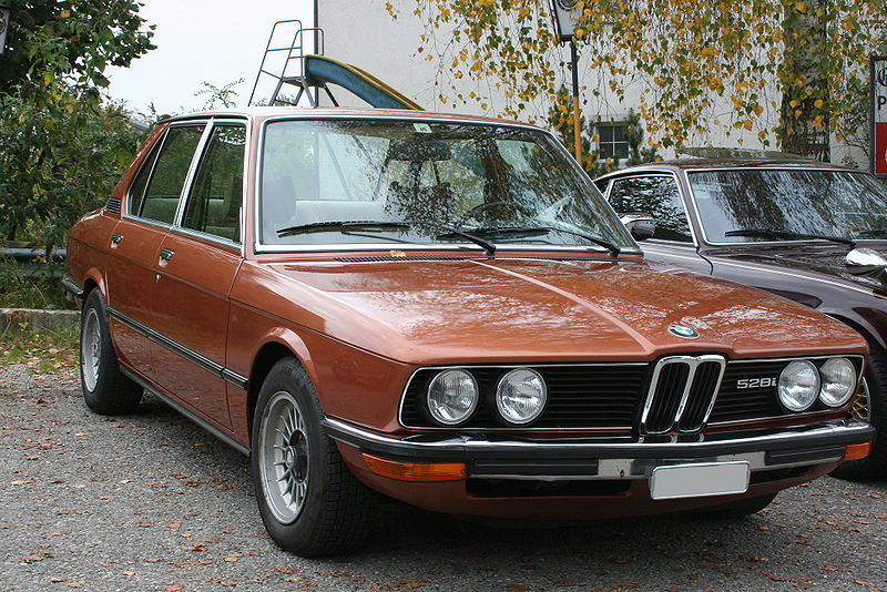 BMW 5 series 528 1976 photo - 9