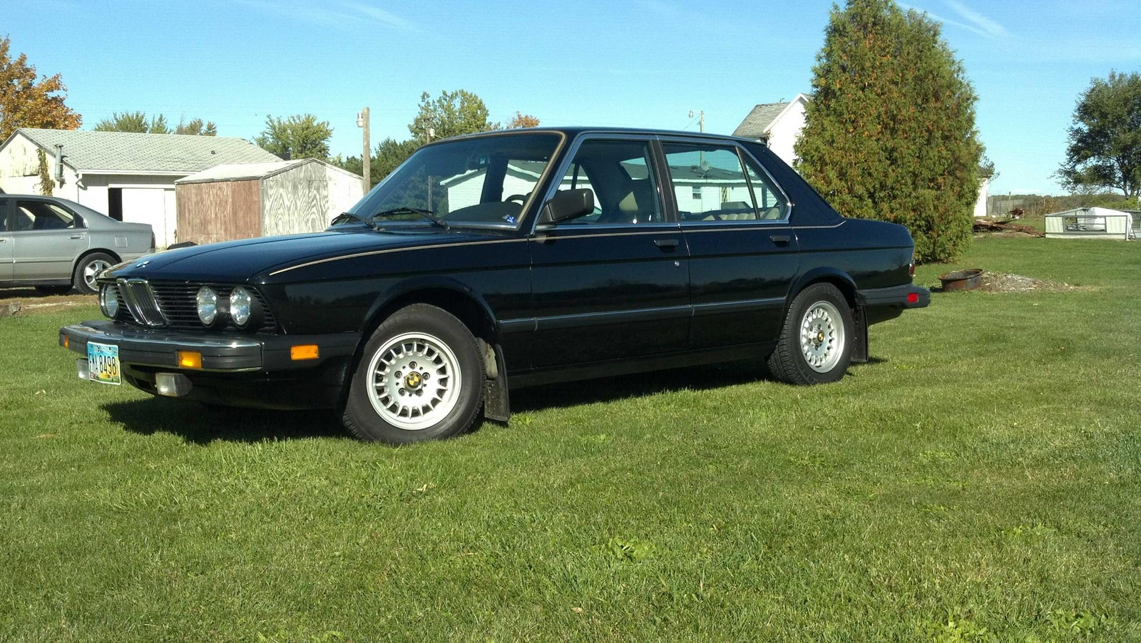 BMW 5 series 528e 1988 photo - 2