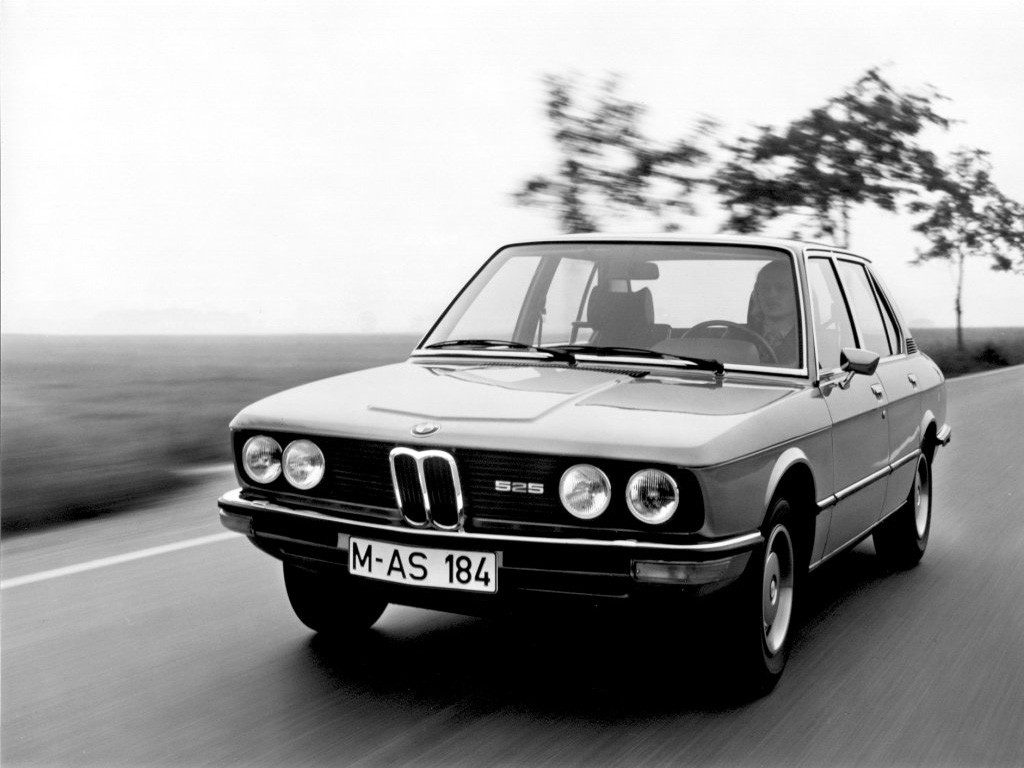 BMW 5 series 528i 1976 photo - 3