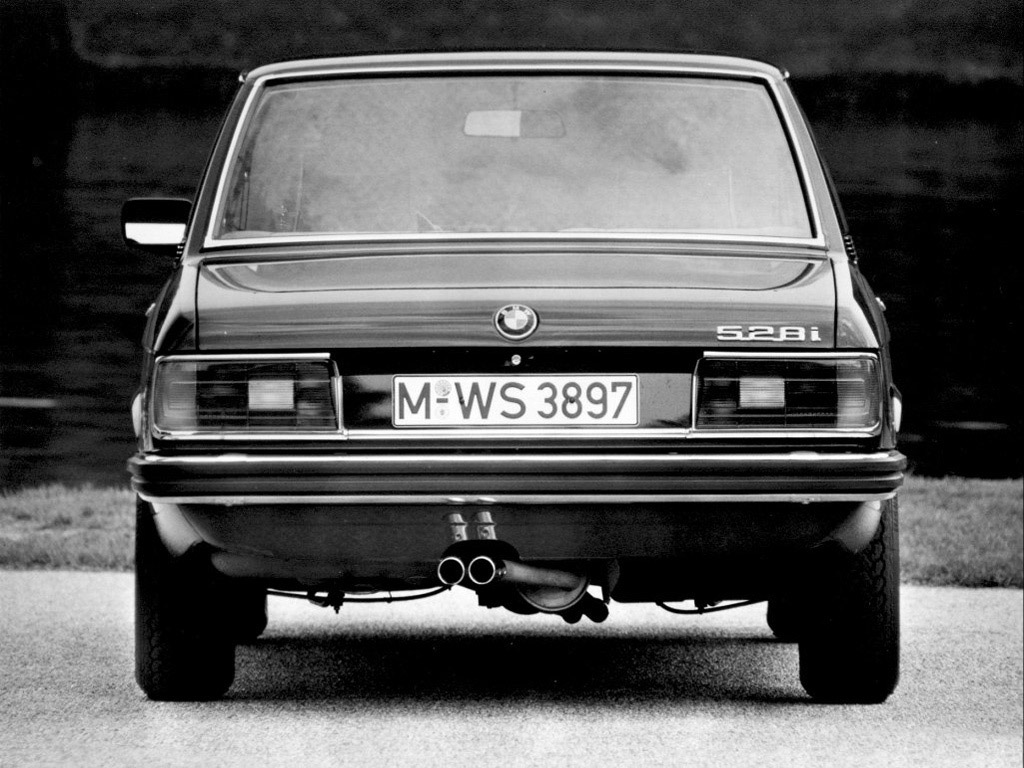 BMW 5 series 528i 1976 photo - 7