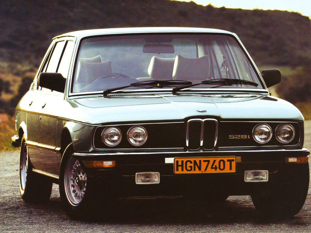 BMW 5 series 528i 1976 photo - 9