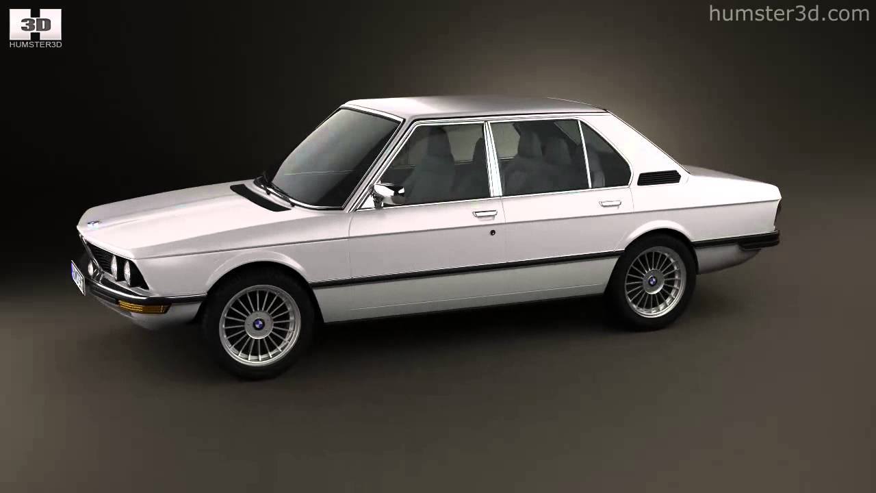 BMW 5 series 528i 1978 photo - 1
