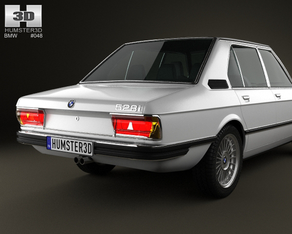 BMW 5 series 528i 1978 photo - 11