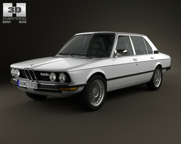 BMW 5 series 528i 1978 photo - 2