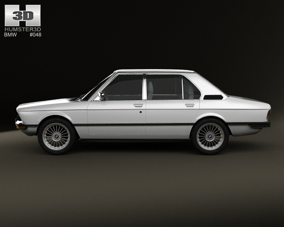 BMW 5 series 528i 1978 photo - 3