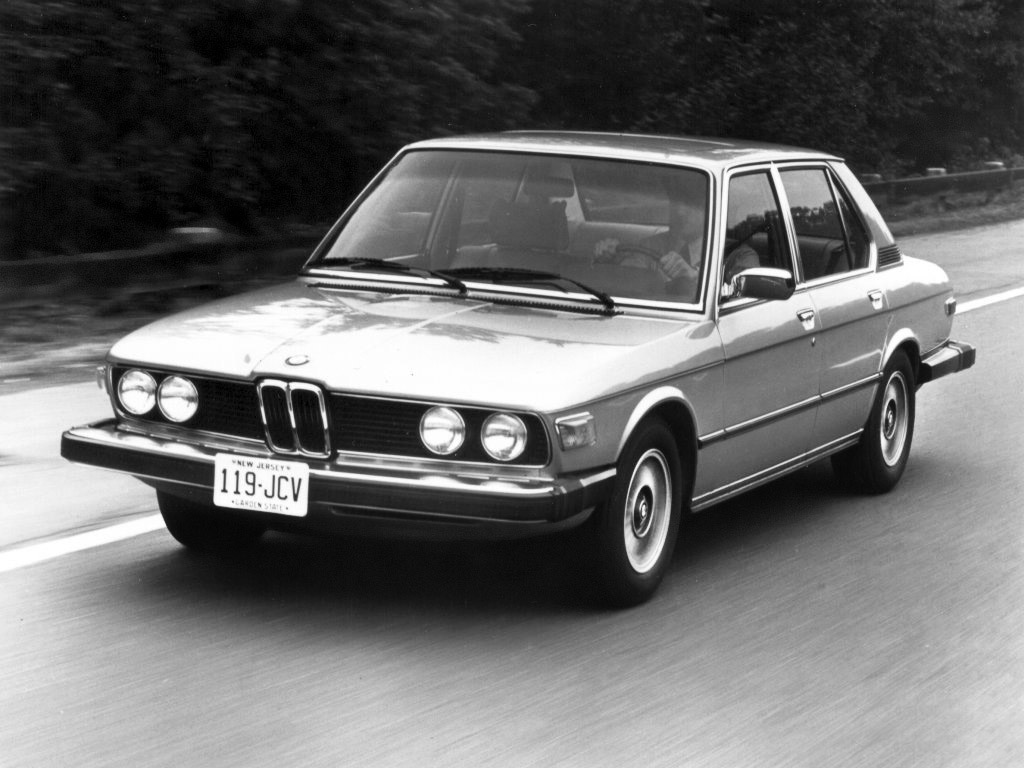 BMW 5 series 528i 1978 photo - 4