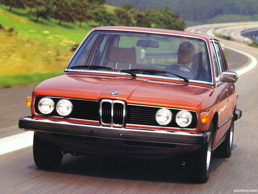 BMW 5 series 528i 1978 photo - 7