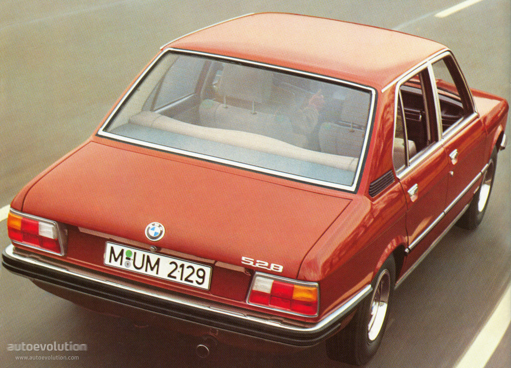 BMW 5 series 528i 1984 photo - 10