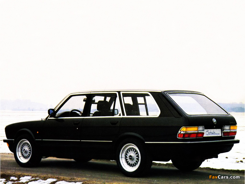 BMW 5 series 528i 1984 photo - 2