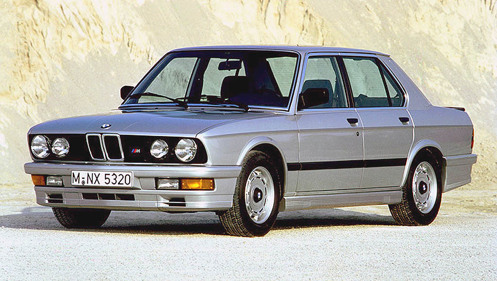 BMW 5 series 528i 1984 photo - 6