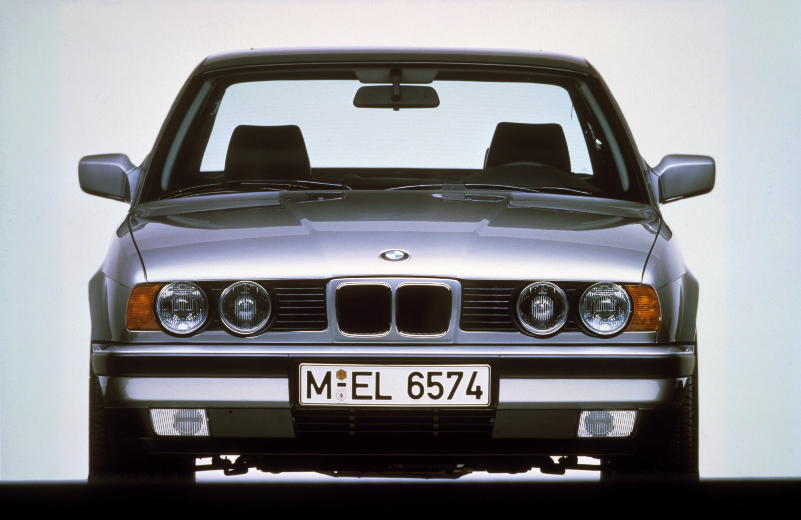 BMW 5 series 528i 1984 photo - 8