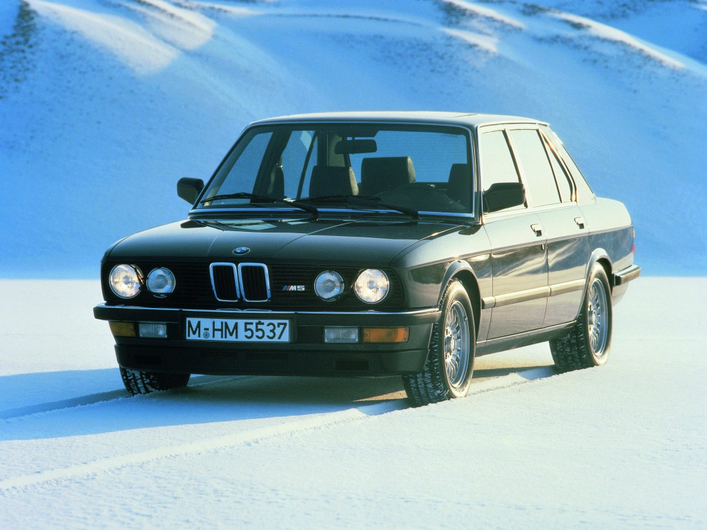 BMW 5 series 528i 1984 photo - 9