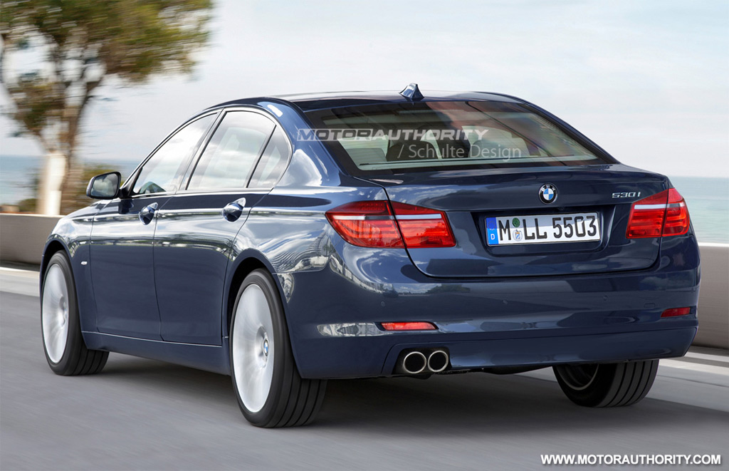 BMW 5 series 528i 2011 photo - 10