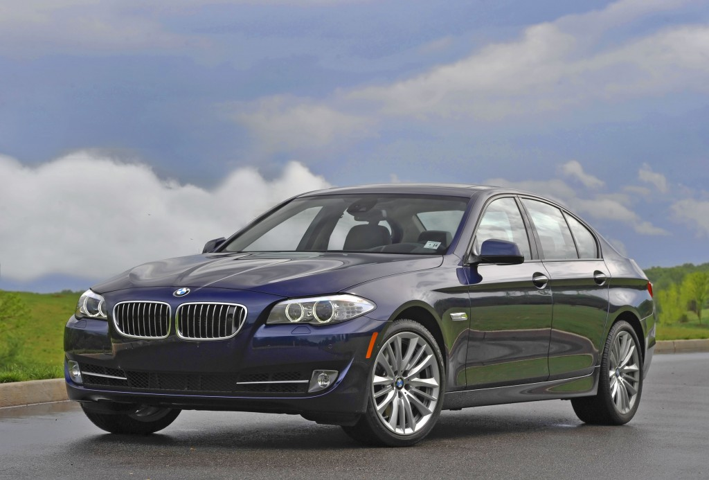 BMW 5 series 528i 2013 photo - 1