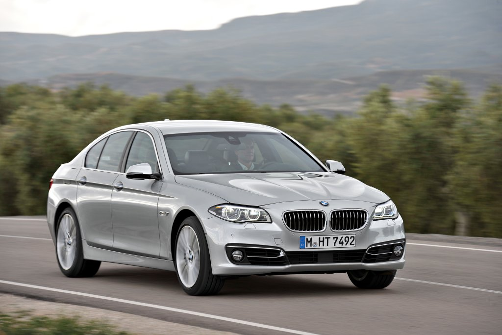BMW 5 series 528i 2013 photo - 6