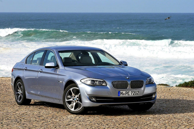 BMW 5 series 528i 2013 photo - 7