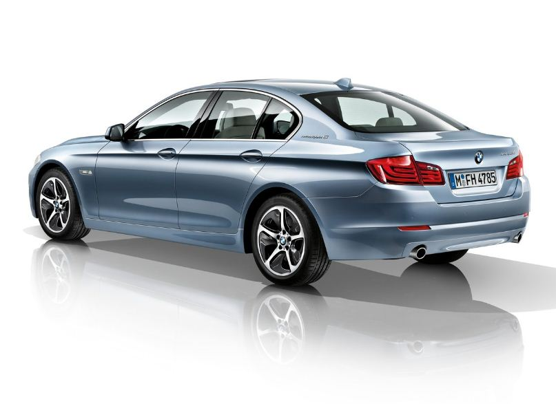 BMW 5 series 528i 2013 photo - 8