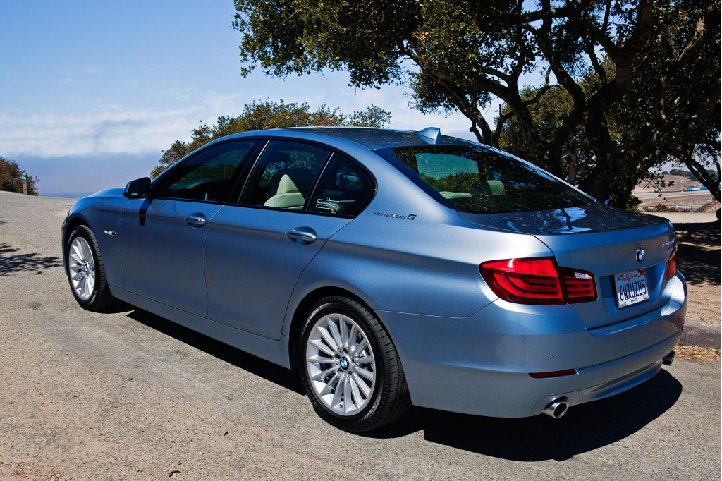 BMW 5 series 528i 2013 photo - 9