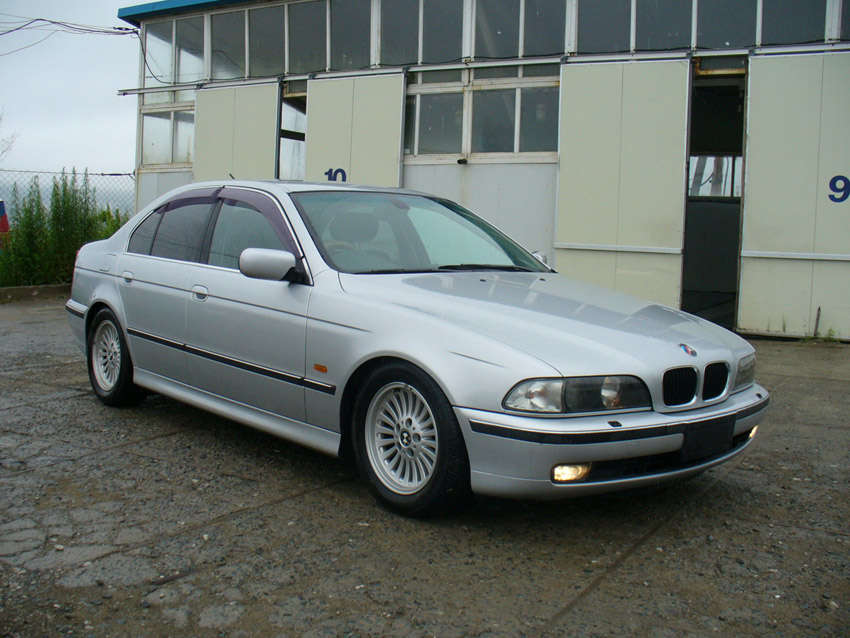 BMW 5 series 530d 1999 photo - 11