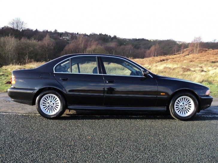 BMW 5 series 530d 1999 photo - 2