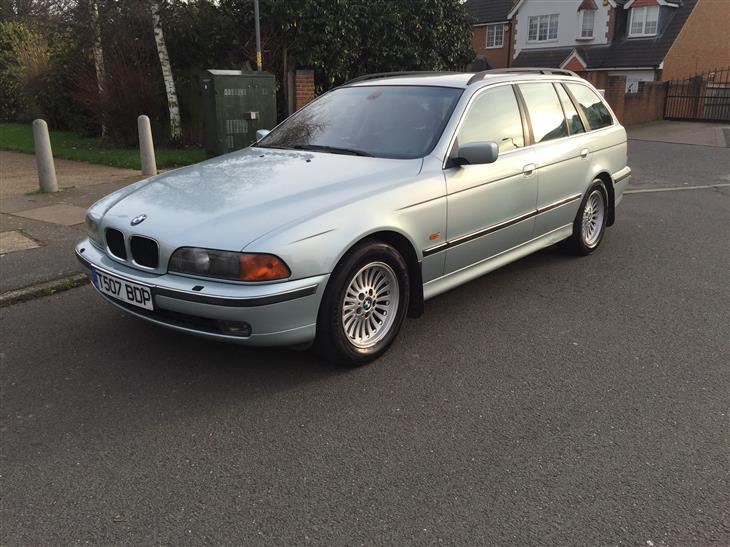 BMW 5 series 530d 1999 photo - 3