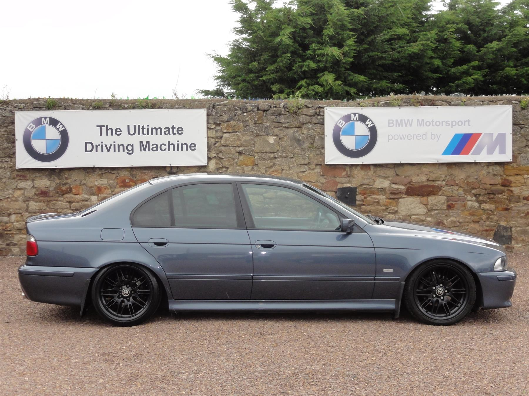 BMW 5 series 530d 1999 photo - 8