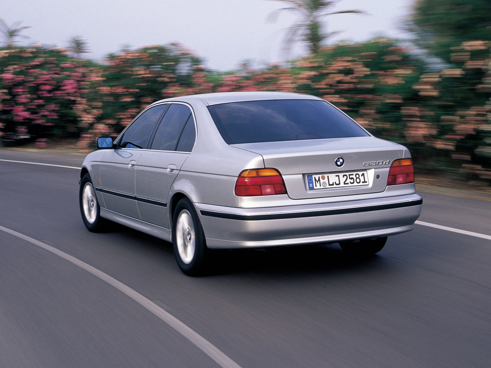 BMW 5 series 530d 2000 photo - 1