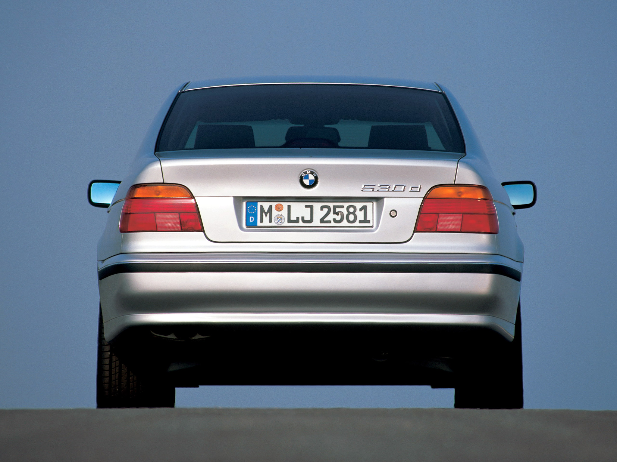 BMW 5 series 530d 2000 photo - 11