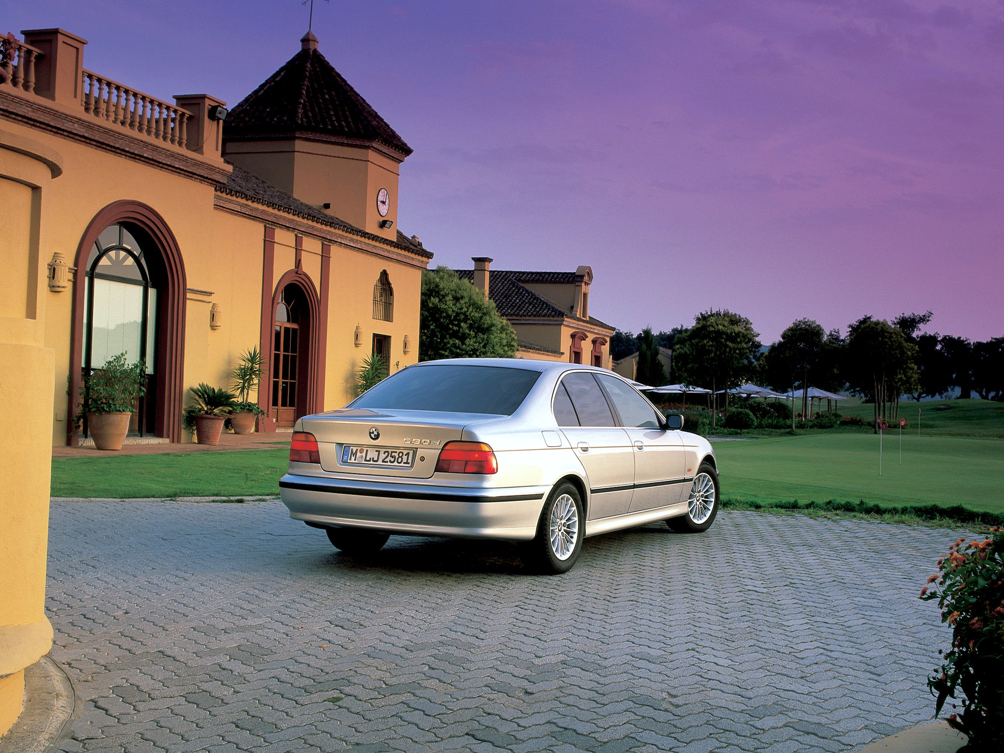 BMW 5 series 530d 2000 photo - 12