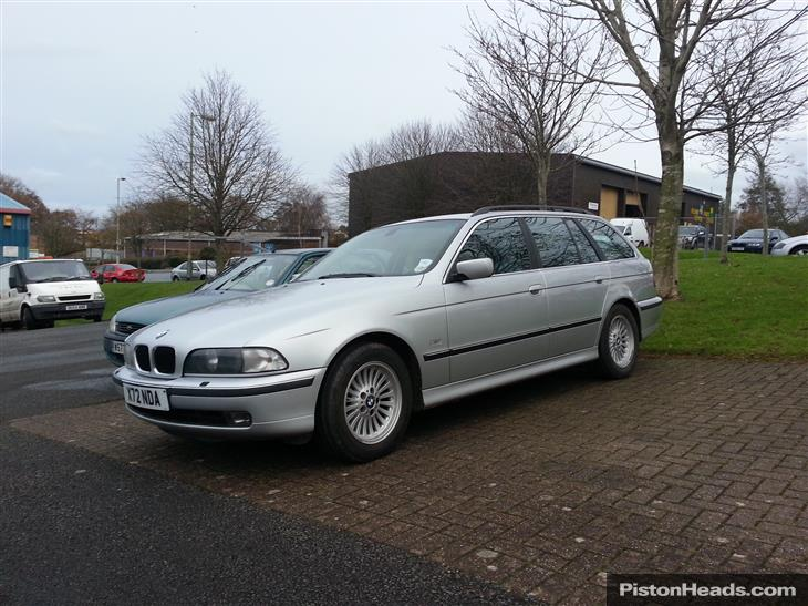 BMW 5 series 530d 2000 photo - 2