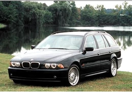 BMW 5 series 530d 2000 photo - 4