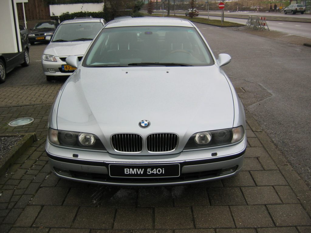 BMW 5 series 530d 2000 photo - 6