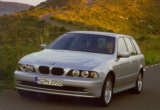 BMW 5 series 530d 2000 photo - 9