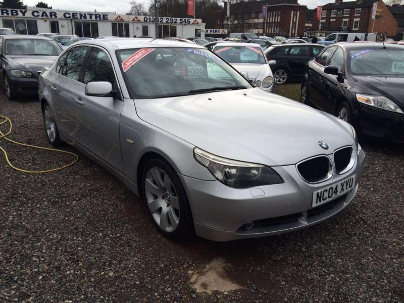 BMW 5 series 530d 2004 photo - 4