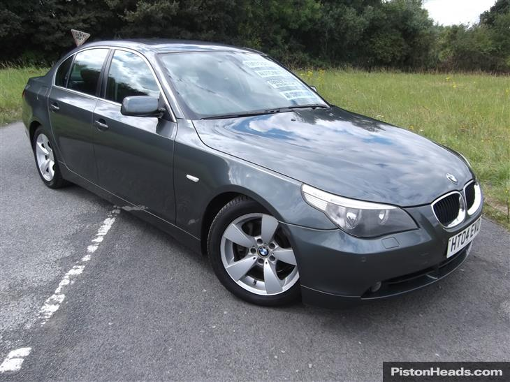 BMW 5 series 530d 2004 photo - 5